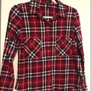 Pacsun brand Nollie in XS in soft flannel